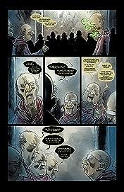 Wormwood, Gentleman Corpse: Mr. Wormwood Goes to Washington #3 (of 3)