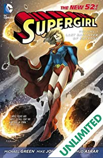 Supergirl (2011-2015) Vol. 1: Last Daughter of Krypton