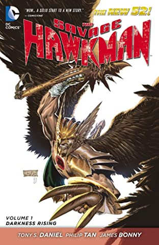 The Savage Hawkman (2011-2013) Tome 1: Darkness Rising