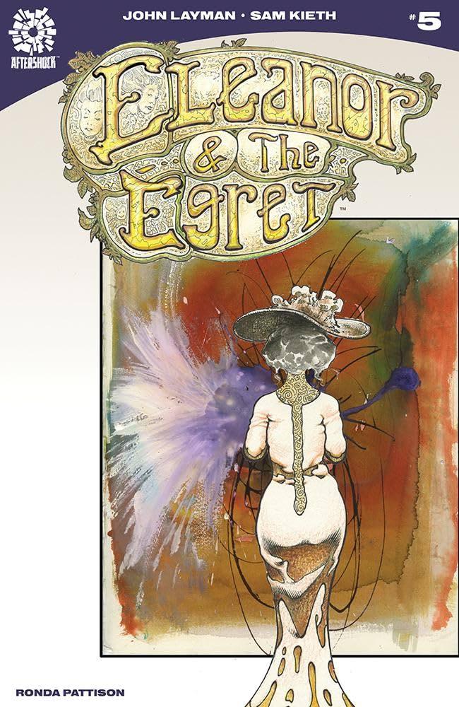 Eleanor & The Egret #5