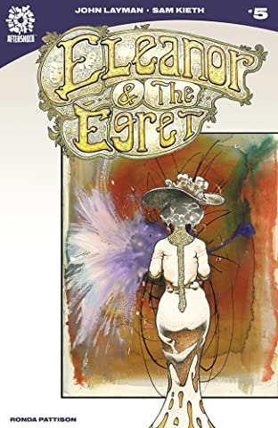 Eleanor & The Egret #5