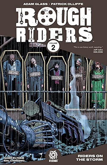 Rough Riders Vol. 2