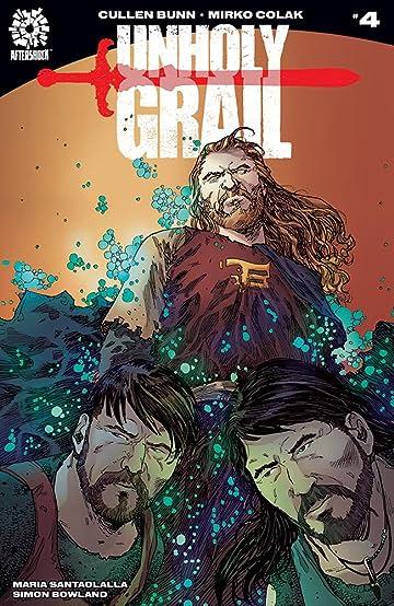 Unholy Grail #4