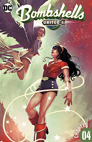 Bombshells: United (2017-2018) No.4