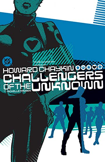 Challengers of the Unknown (2004-2005) No.4