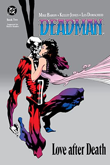 Deadman: Love after Death (1989-1990) No.2