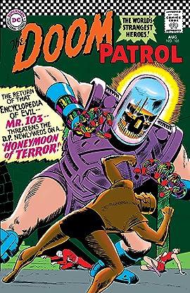 Doom Patrol (1964-1968) #105