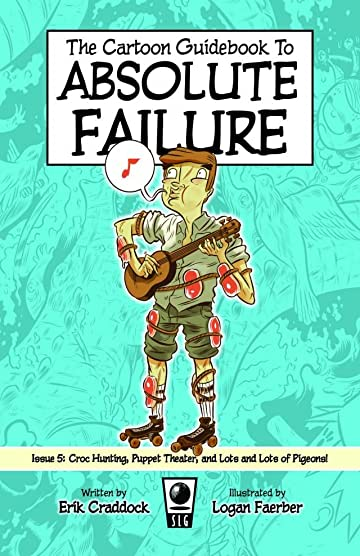 Cartoon Guidebook to Absolute Failure #5