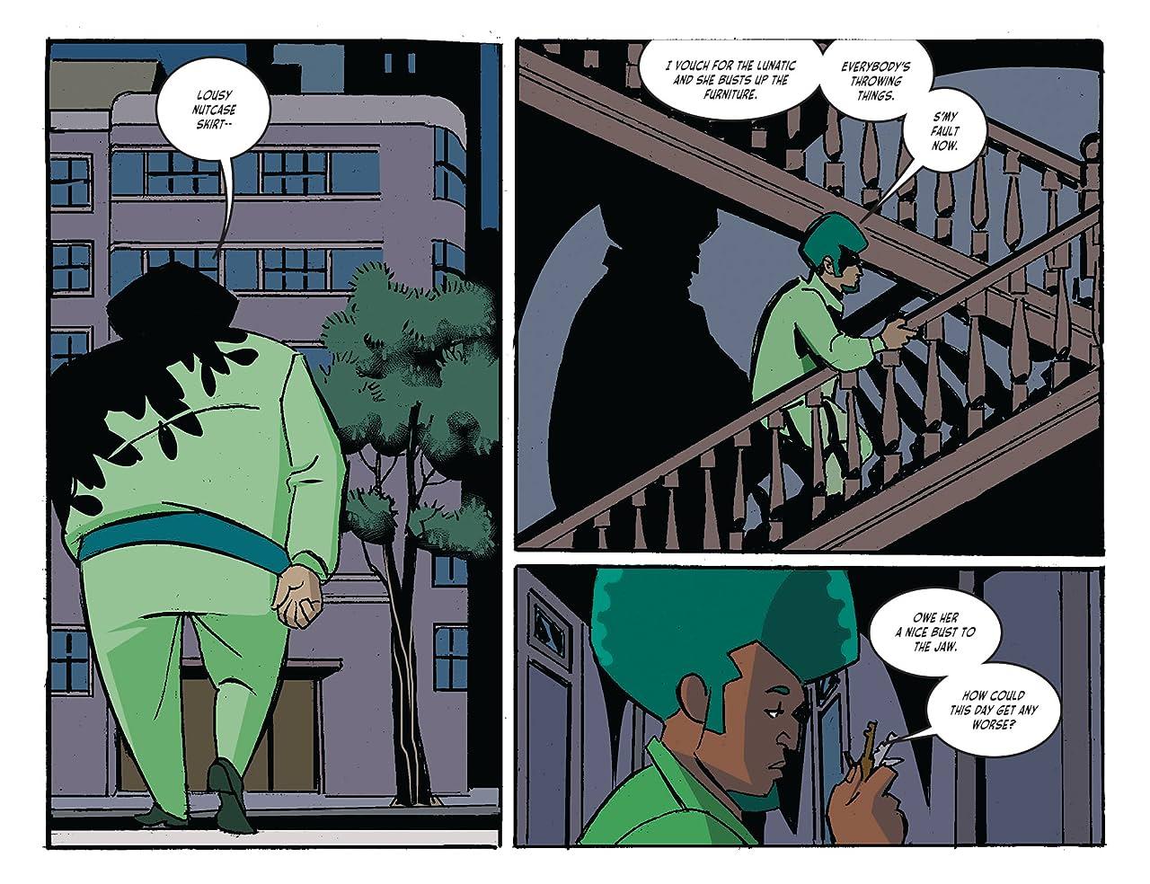 Harley Quinn and Batman (2017) #4