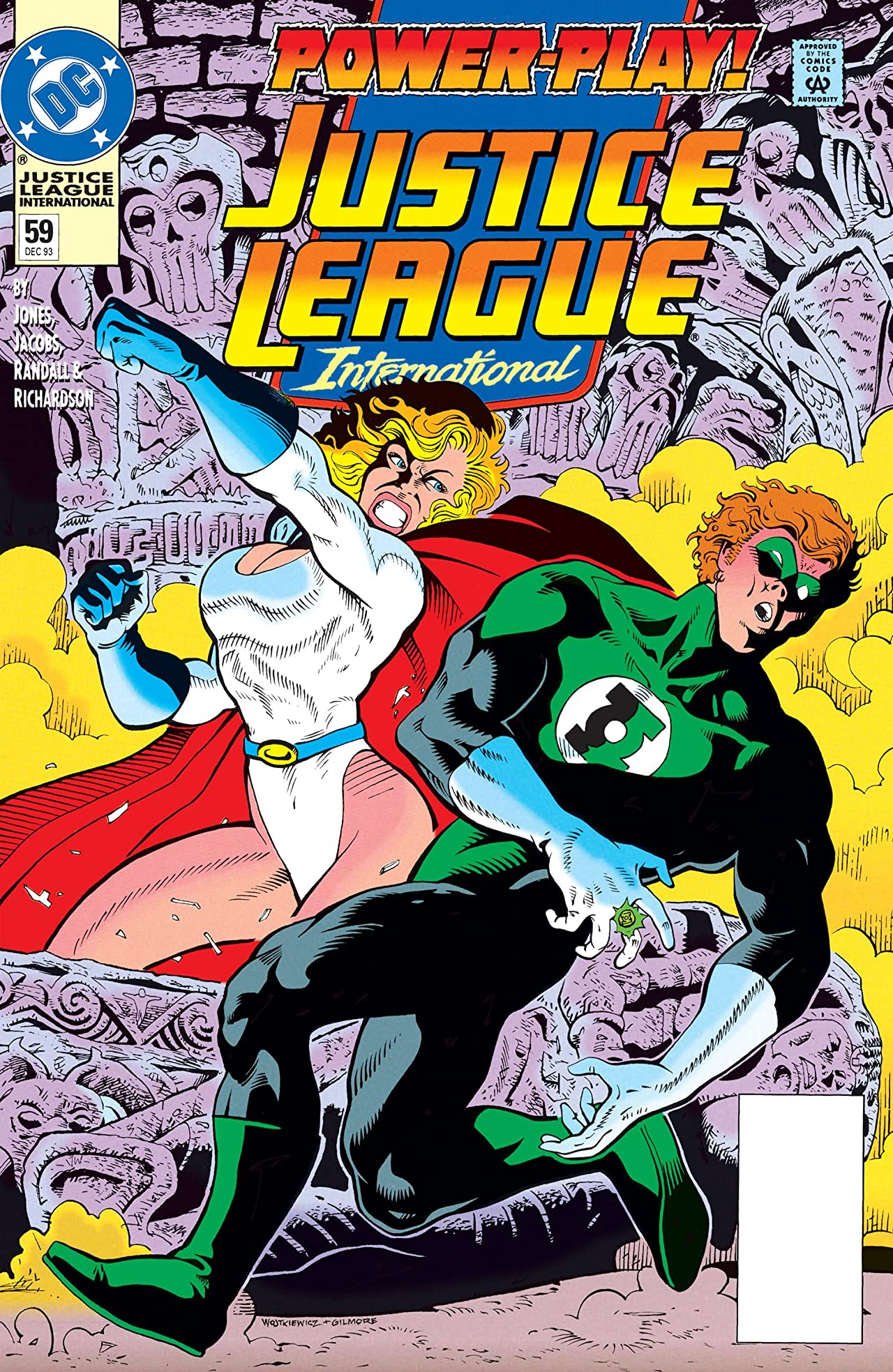 Justice League International (1989-1993) #59