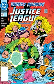 Justice League International (1989-1993) #61