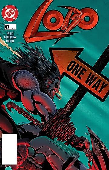 Lobo (1993-1999) #47