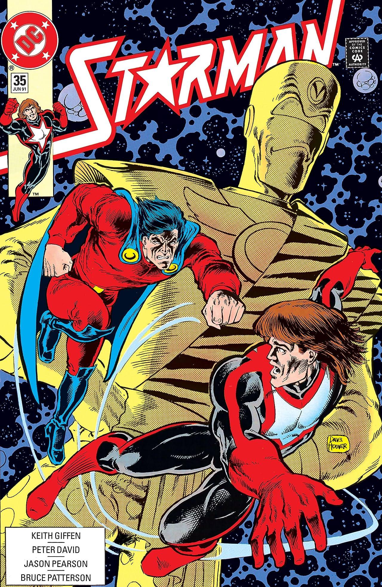 Starman (1988-1992) #35