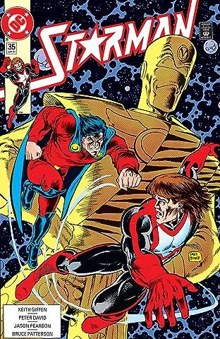 Starman (1988-1992) No.35