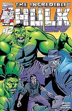 Incredible Hulk (1999-2007) #12