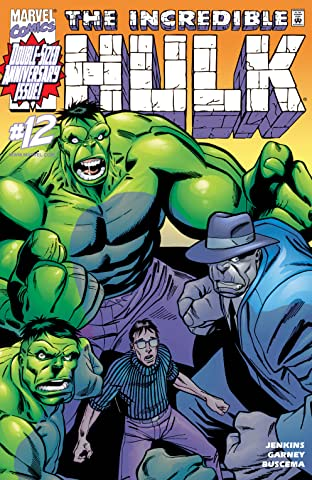 Incredible Hulk (1999-2007) No.12