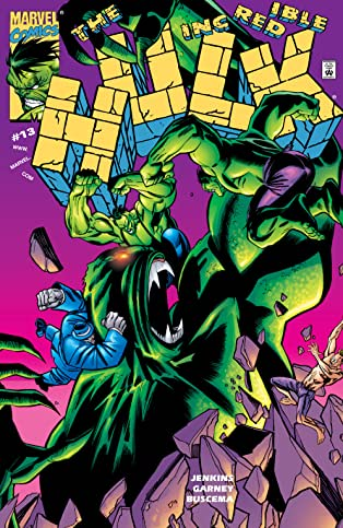 Incredible Hulk (1999-2007) #13