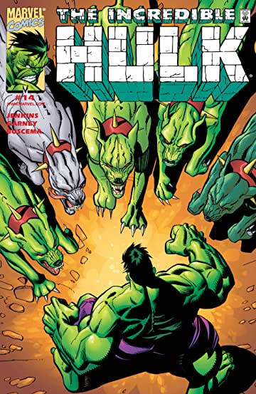 Incredible Hulk (1999-2007) #14