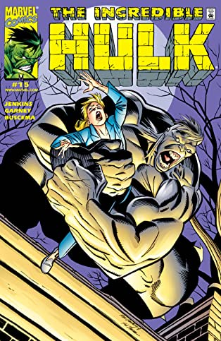 Incredible Hulk (1999-2007) #15