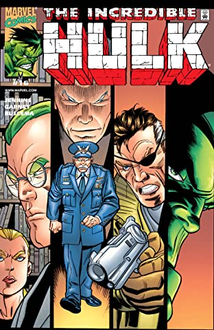 Incredible Hulk (1999-2007) #16