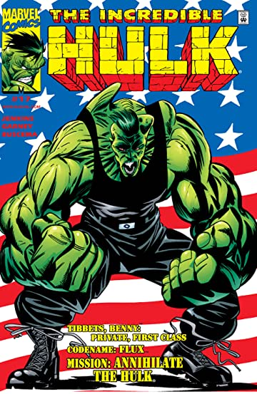 Incredible Hulk (1999-2007) #17