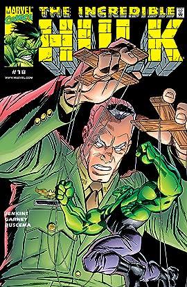 Incredible Hulk (1999-2007) #18