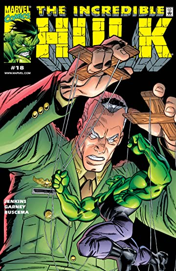 Incredible Hulk (1999-2007) #18