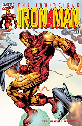 Iron Man (1998-2004) No.37