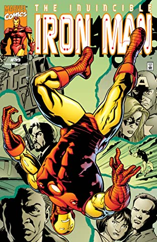 Iron Man (1998-2004) No.39