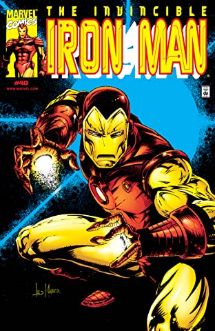 Iron Man (1998-2004) No.40