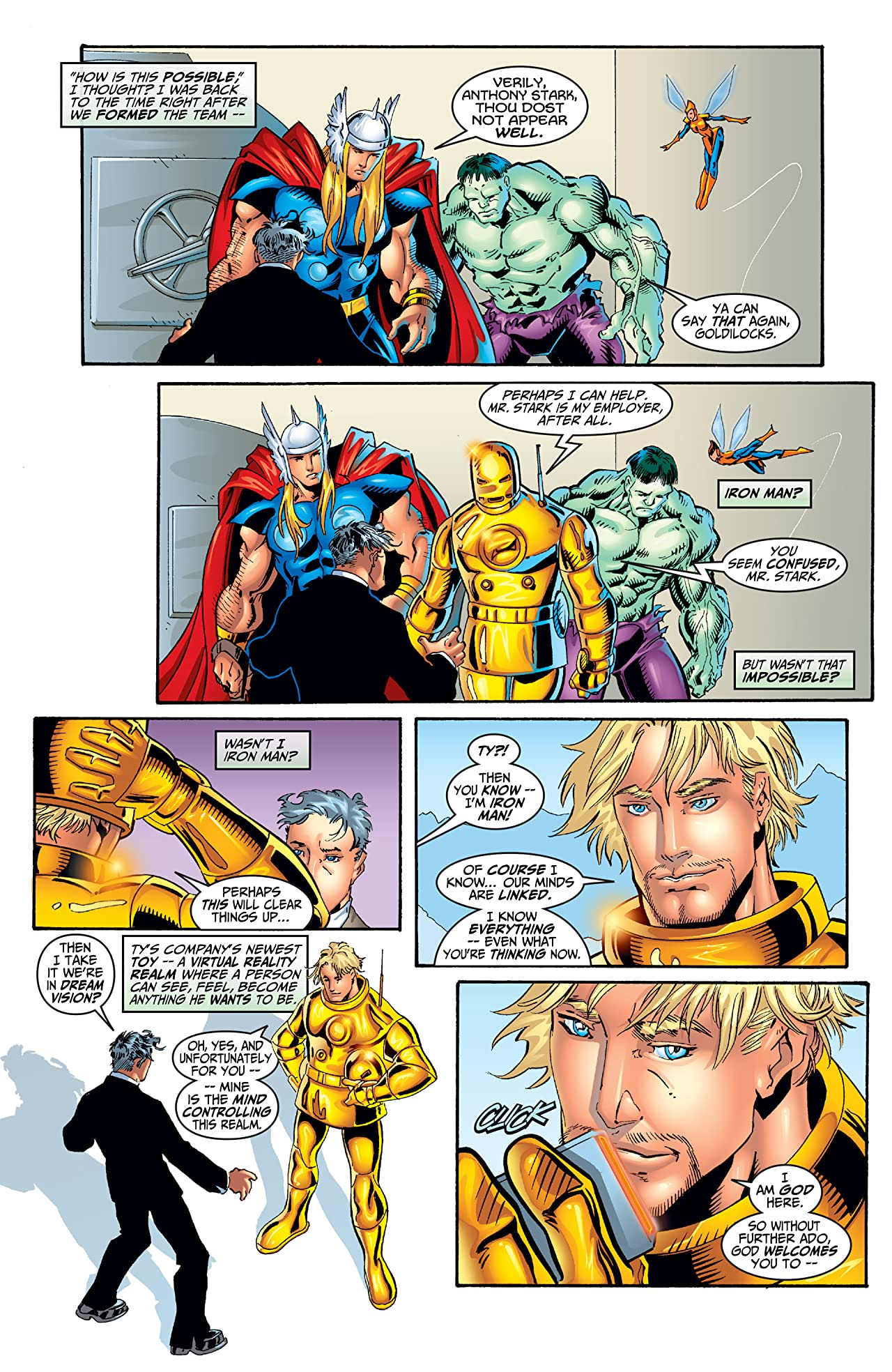 Iron Man (1998-2004) #40