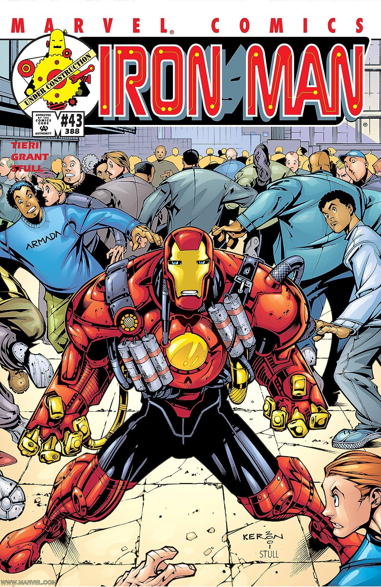 Iron Man (1998-2004) #43