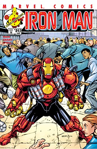 Iron Man (1998-2004) No.43