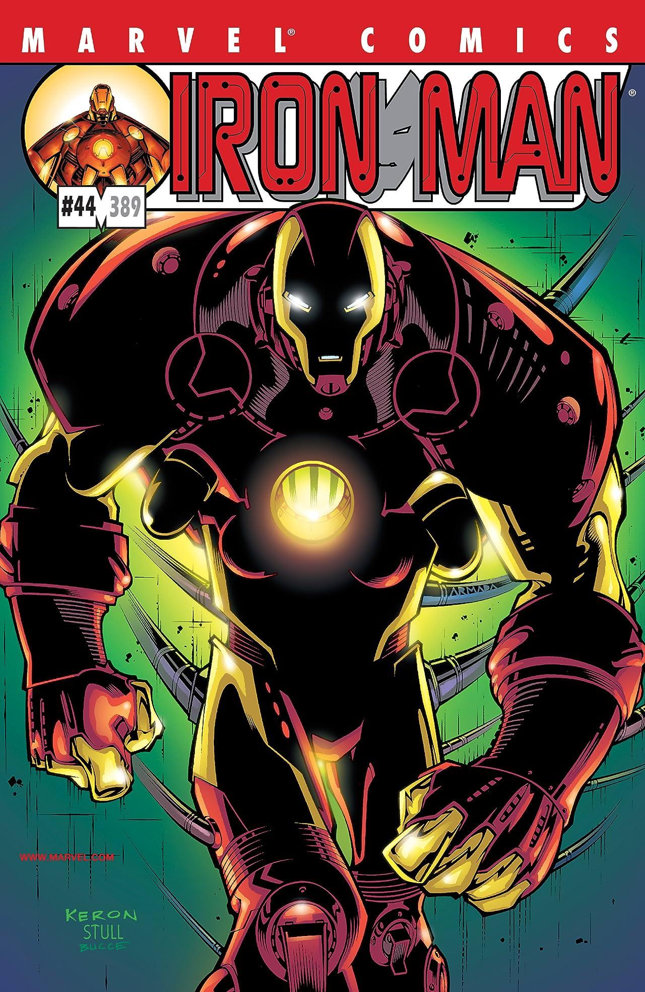Iron Man (1998-2004) #44