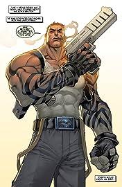 Iron Saint #1