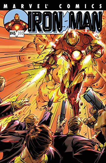 Iron Man (1998-2004) #45
