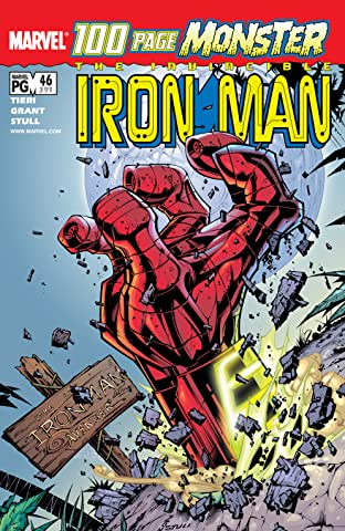 Iron Man (1998-2004) No.46