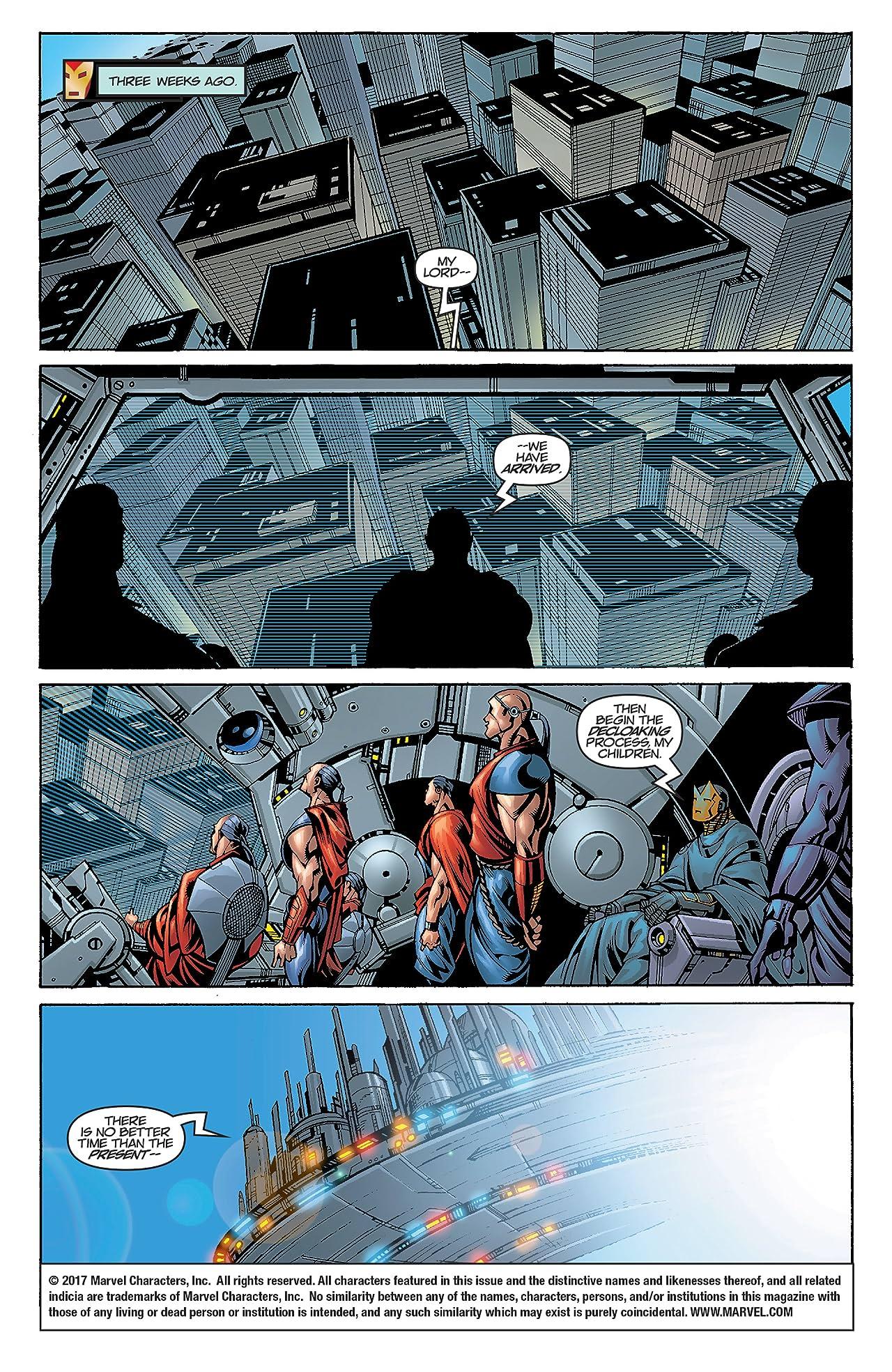 Iron Man (1998-2004) #46