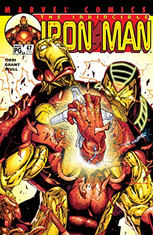 Iron Man (1998-2004) No.47