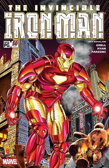 Iron Man (1998-2004) #50