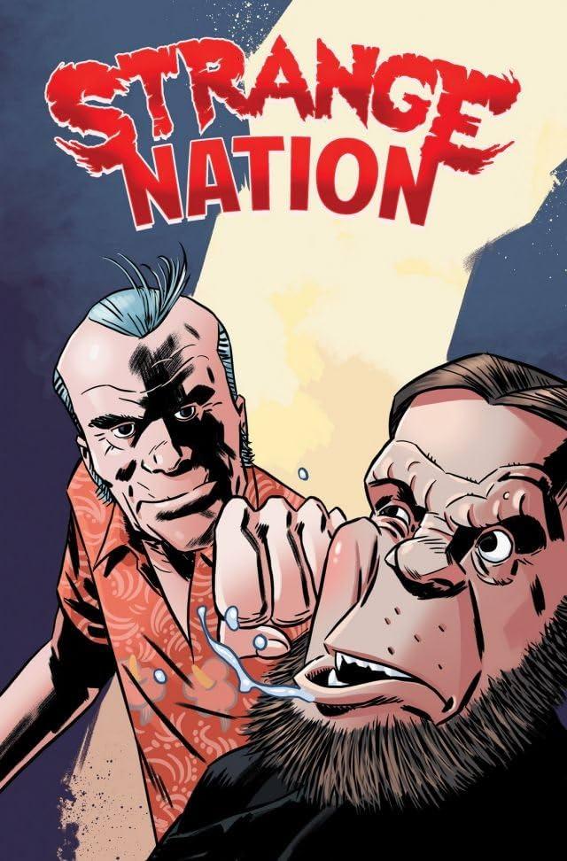 Strange Nation #3