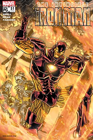 Iron Man (1998-2004) #51