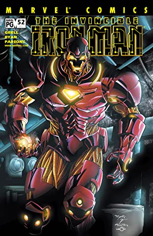 Iron Man (1998-2004) No.52
