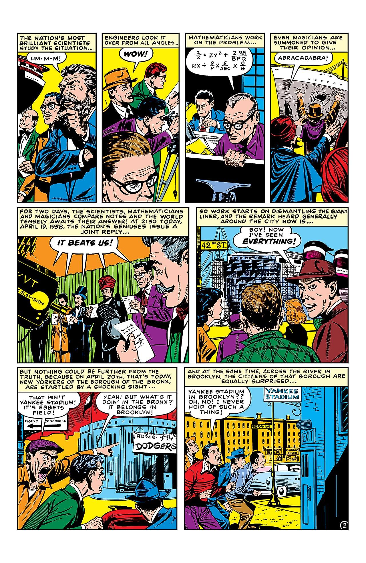 Journey Into Mystery (1952-1966) #23