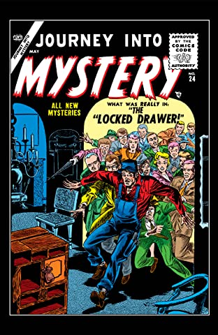 Journey Into Mystery #24