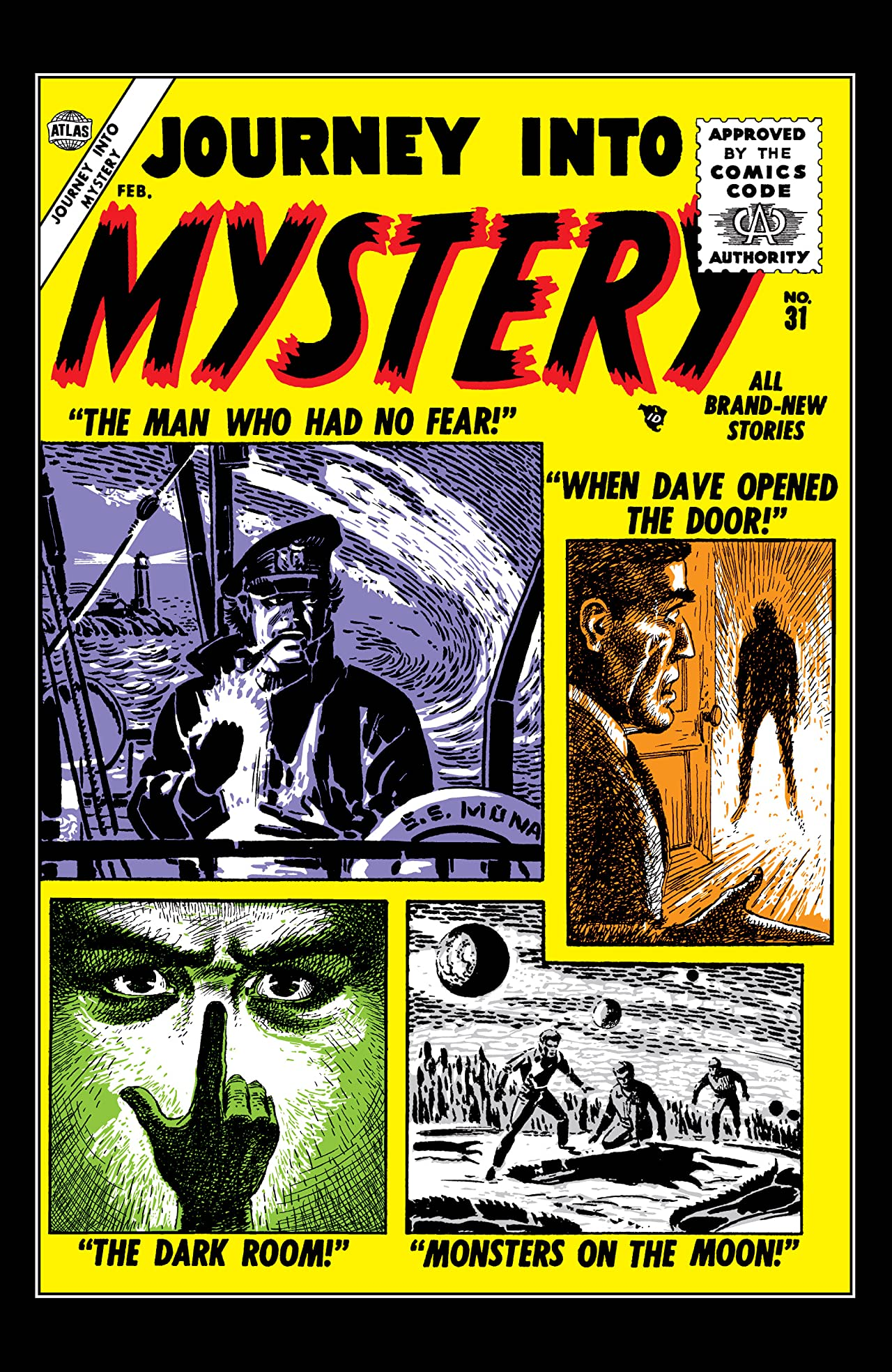 Journey Into Mystery #31