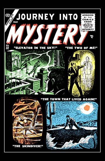 Journey Into Mystery #32