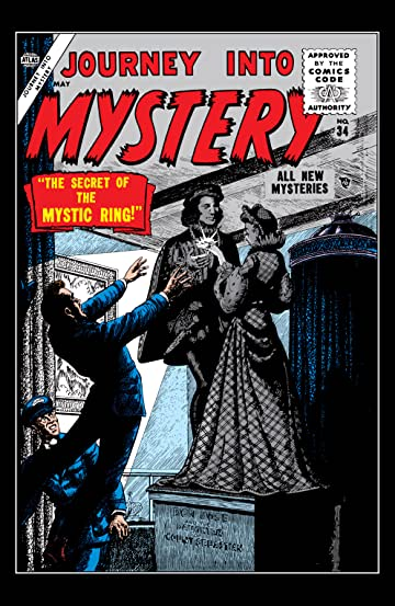 Journey Into Mystery #34