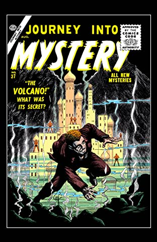 Journey Into Mystery #37
