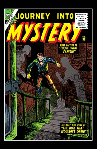 Journey Into Mystery #38